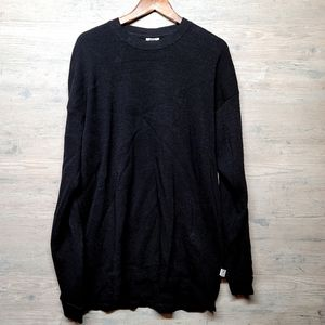 Vintage Pro Club Thermal Knit Long Sleeve Shirt.